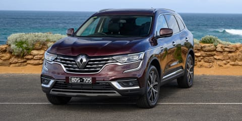 Renault Australia launches 1 per cent finance on Koleos