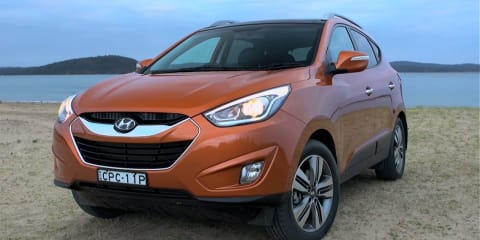 Hyundai ix35 Highlander Review
