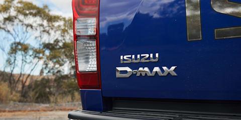 2018 Isuzu D-Max Crew Cab recalled