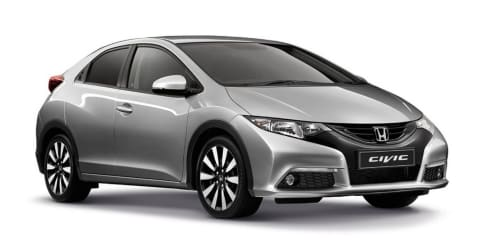 "Honda Civic ""doing it tough"" but massive sales growth needed, says company"