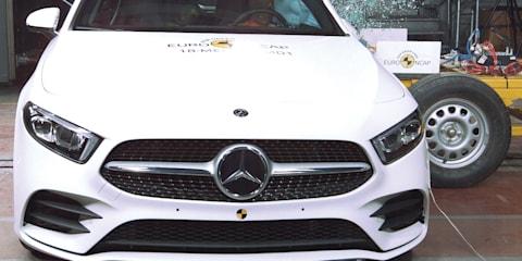 Mercedes-Benz A-Class, Mazda 6, Lexus ES score five-star ANCAP ratings