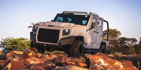 Meet the SVI Max 3: A bulletproof Toyota 79 Series LandCruiser