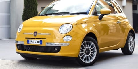 Fiat 500 Review