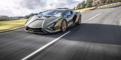 2021 Lamborghini Sián review