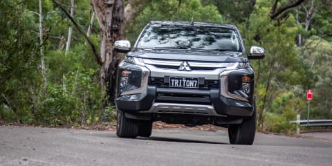 2015-2019 Mitsubishi Triton recalled over wiring fire risk