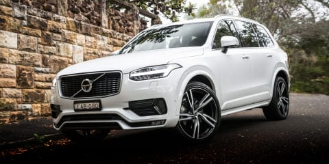 2019 Volvo XC90 long-term review: Urban driving