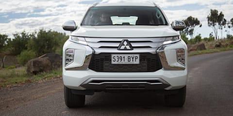 2020 Mitsubishi Pajero Sport GLX review