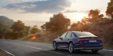 2020 Audi S8 revealed, here next year - UPDATE