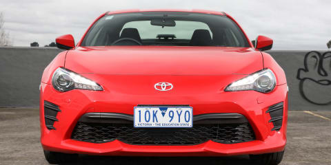 2019 Toyota 86 GT manual review: Dynamic Performance Pack