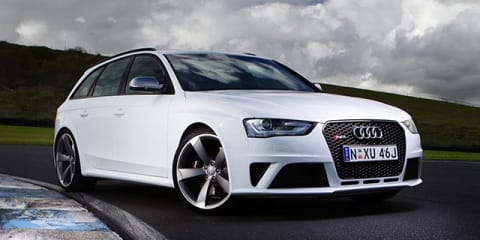 Audi RS4 Avant Video Review