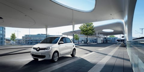 Renault reveals tiny Twingo Z.E electric runabout