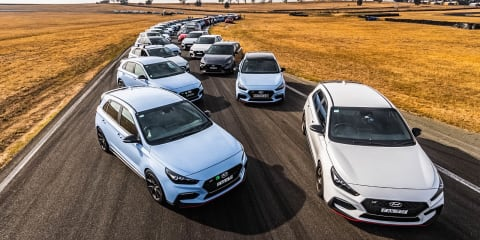 Hyundai Australia hosts first ever N Festival