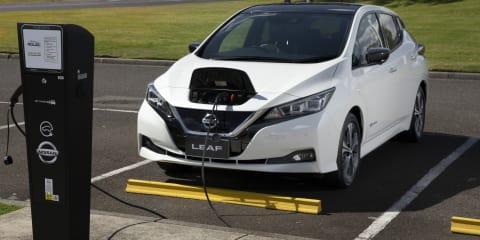 Nissan partners with JET Charge for Australian infrastructure