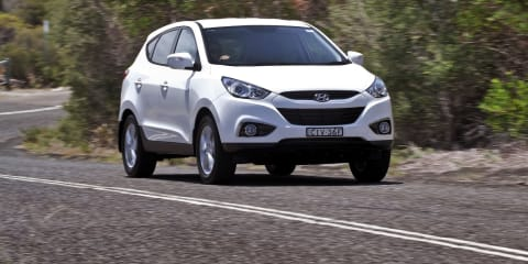 Hyundai ix35 Review: Special Edition
