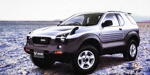 Cars you didn't know you want: 1997 Isuzu VehiCross