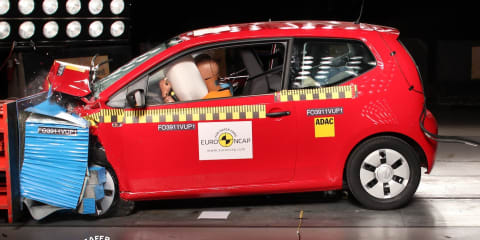 Volkswagen Up! becomes Australia's cheapest five-star ANCAP safety car
