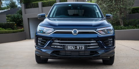 2020 SsangYong Korando Ultimate review