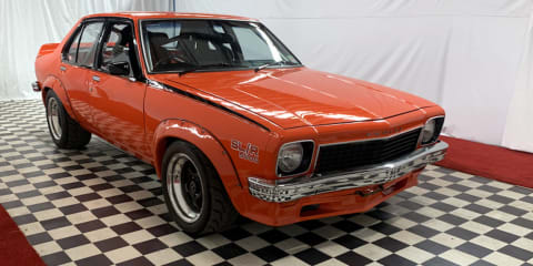 Rare 1974 Holden Torana L34 SL/R 5000 listed for sale, more than $750,000 expected