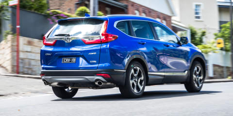 2019 Honda CR-V VTi-S AWD long-term review: Urban driving