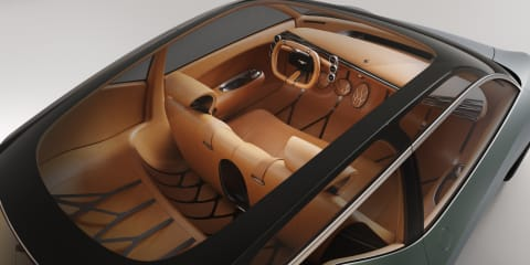Genesis Mint concept points to electric city car