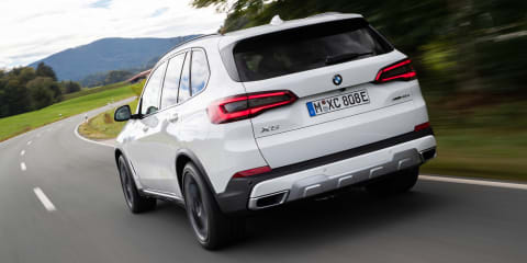 2020 BMW X5 xDrive45e review