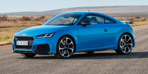 2020 Audi TT RS price and specs: Hot coupe returns to Oz