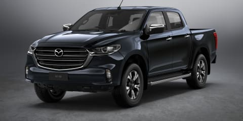 Mazda BT-50 opens order books, due in showrooms October