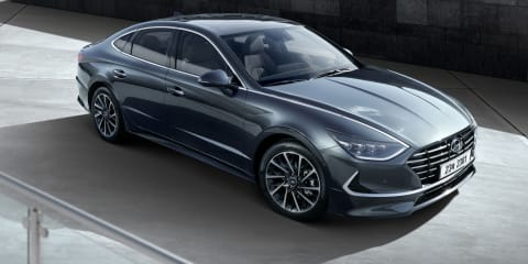 2020 Hyundai Sonata revealed, Australian launch this year