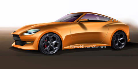 2021 Nissan 400Z here next year, electric or hybrid version a generation away