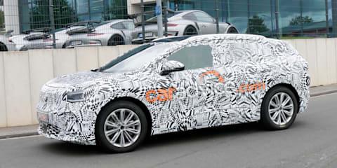 2021 Volkswagen ID.4X spied