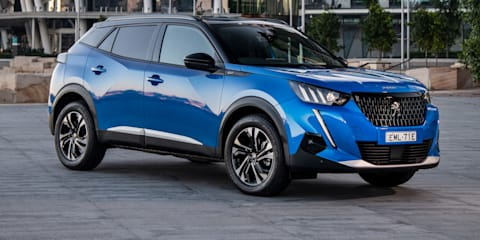 2021 Peugeot 2008 price and specs: Mid-spec GT joins small SUV range