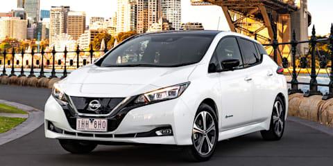 Nissan Australia to electrify one third of volume by 2022