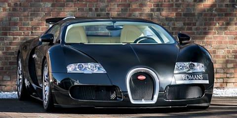 World's fastest car: Bugatti Veyron for sale $2.2 million