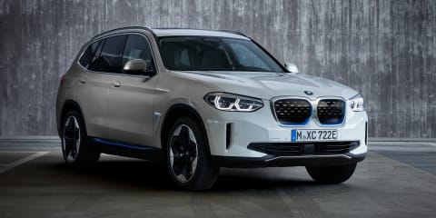 2021 BMW iX3 electric SUV goes official, due in Australia next year