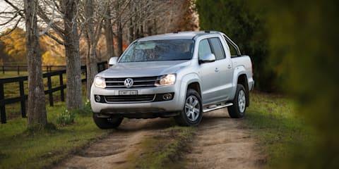 2013 Volkswagen Amarok TDI420 Trendline (4x4) review