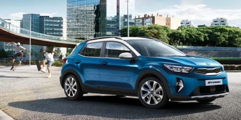 2021 Kia Stonic facelift unveiled, on sale in Australia late 2020