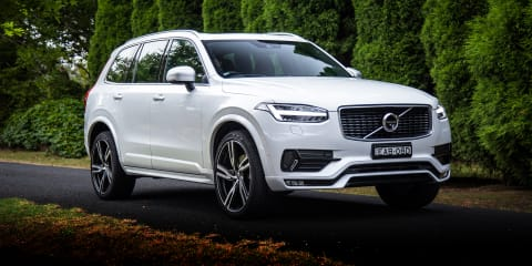 Volvo Xc90 Review Specification Price Caradvice