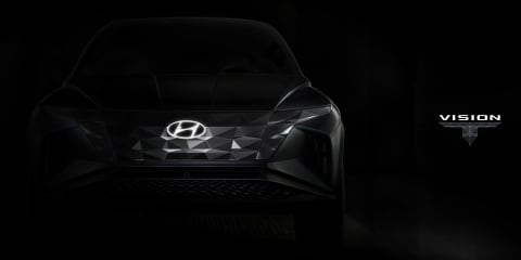 Hyundai Vision T concept teased
