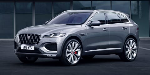 2021 Jaguar F-Pace price and specs: Mild-hybrid options added