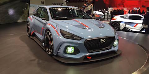 Hyundai RN30 Concept - 2016 Paris Motor Show