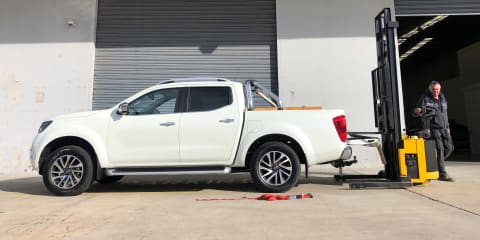 2020 Nissan Navara ST-X 'Series 4' review