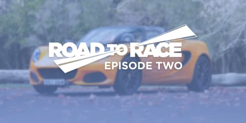 Road to Race, Episode 2: Why did we choose a Lotus Elise?