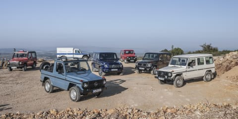 Mercedes-Benz celebrates 400,000 G-Wagen production milestone