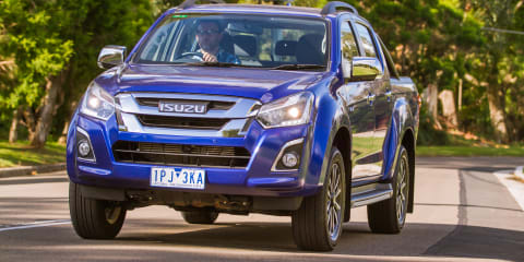 2020 Isuzu D-Max LS-T review