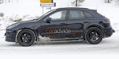 Spied: Is the 2021 Porsche Macan hiding under this one?