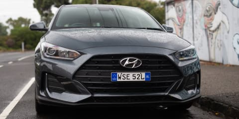 2020 Hyundai Veloster manual review