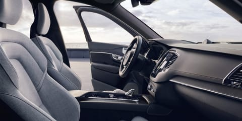 2020 Volvo XC90 facelift revealed, new mild hybrid drivetrains announced