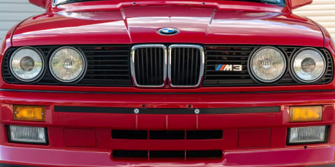 Original BMW M3 sells for $US250,000