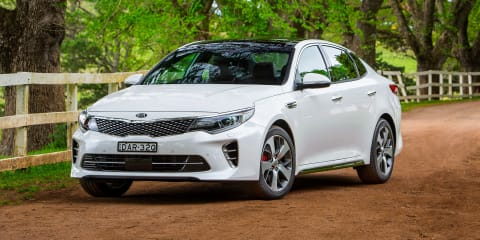 2016 Kia Optima Review : First Drive