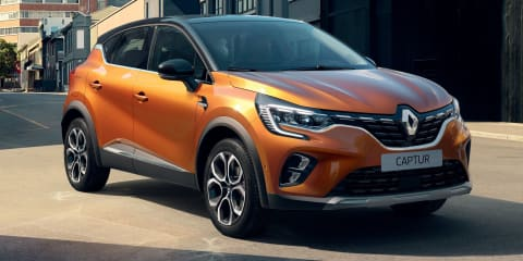 2020 Renault Captur unveiled